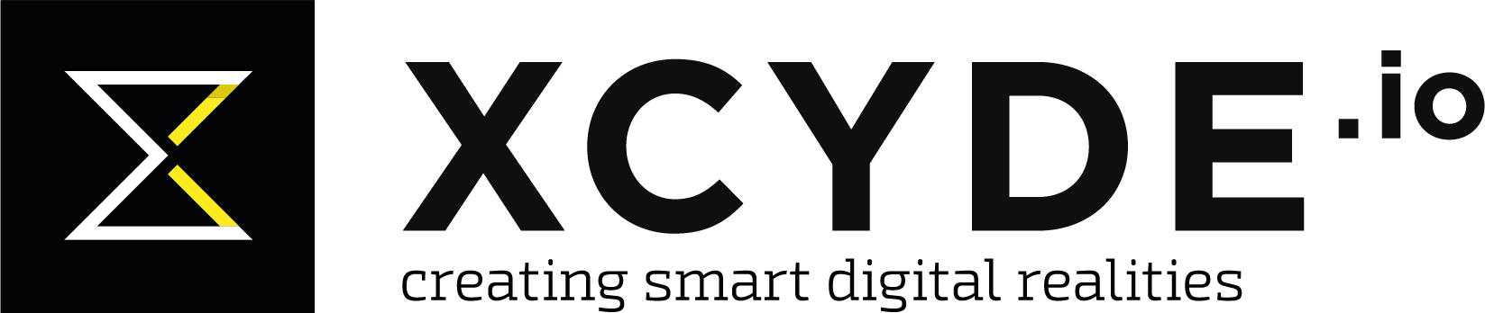 XCYDE Logo Virtual Reality